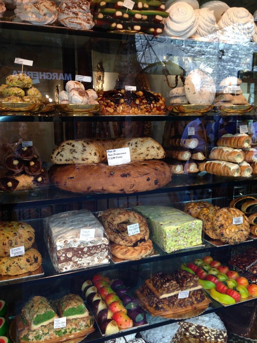Food Memories -Assisi – September,2013