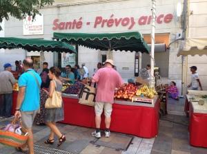 Toulon Farmers' Market