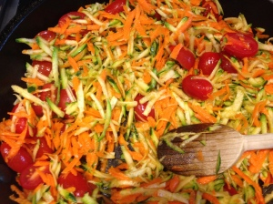 Veggies for Pasta Estiva