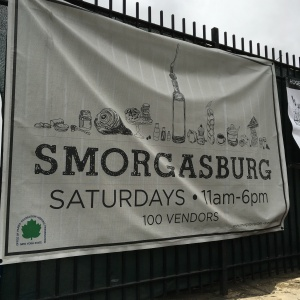 Brooklyn Smorgasburg