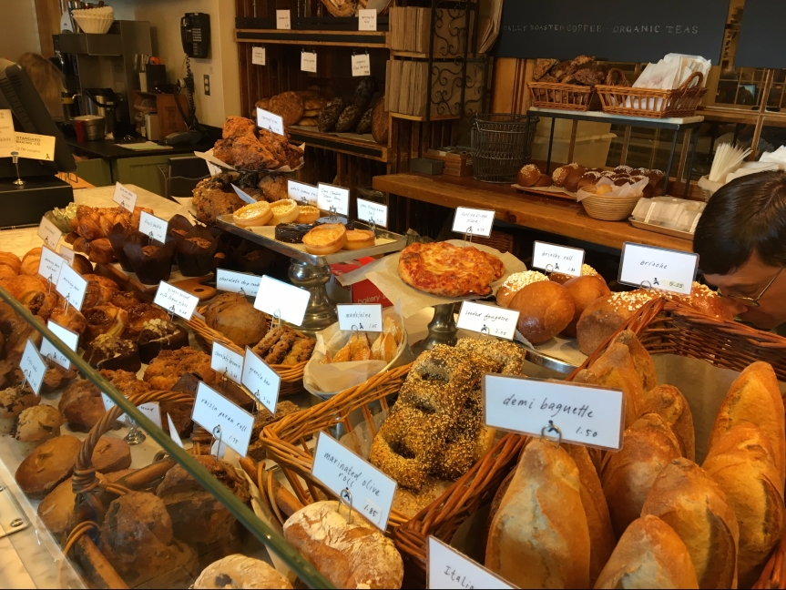 Bakery Crawl in Portland, Maine